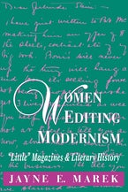 Women Editing Modernism