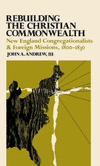 Rebuilding the Christian Commonwealth
