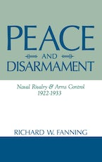 Peace And Disarmament