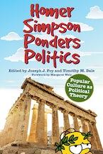 Homer Simpson Ponders Politics