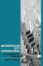 Metropolitan City Expenditures