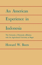 An American Experience in Indonesia