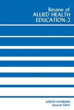 Review of Allied Health Education: 2
