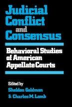 Judicial Conflict and Consensus