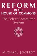 Reform in the House of Commons