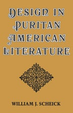 Design in Puritan American Literature