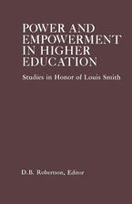 Power and Empowerment in Higher Education