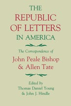 The Republic of Letters in America