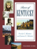 Faces of Kentucky -- Teacher's Guide