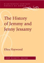 The History of Jemmy and Jenny Jessamy